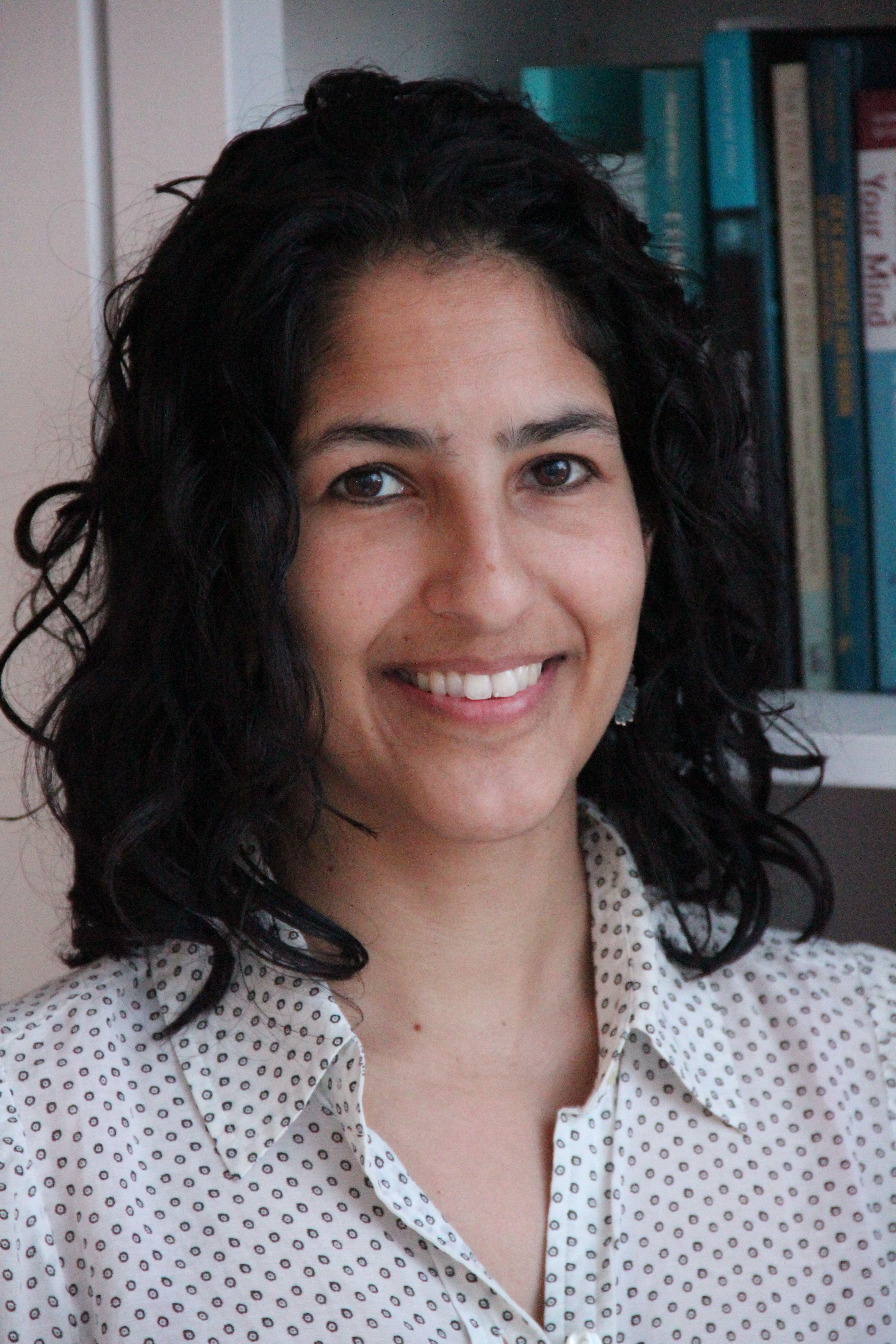 Yasmin Lalani | HIV prevention in the Peruvian Amazon.